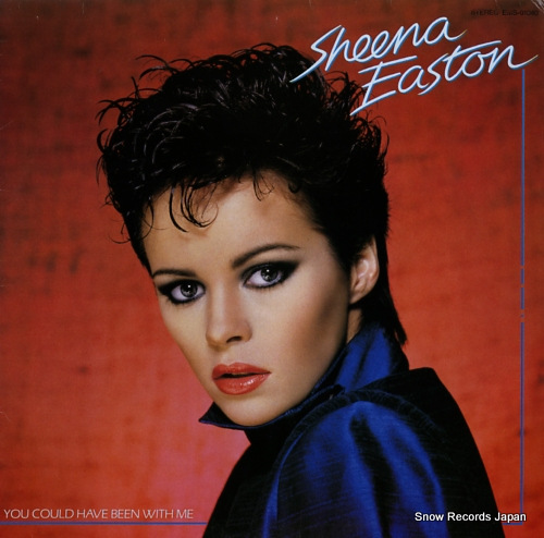 EASTON, SHEENA you could have been with me EMS-91040 - front cover