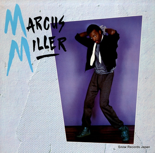 MILLER, MARCUS marcus miller 925074-1 - front cover