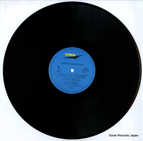 TINNA monday morning rain ETP-80123 - disc