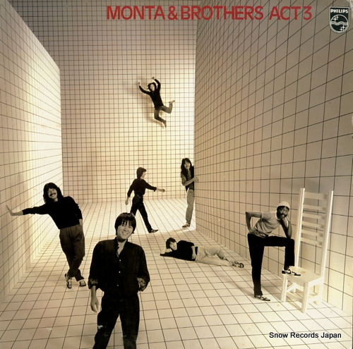 MONTA AND BROTHERS - act3 - LP