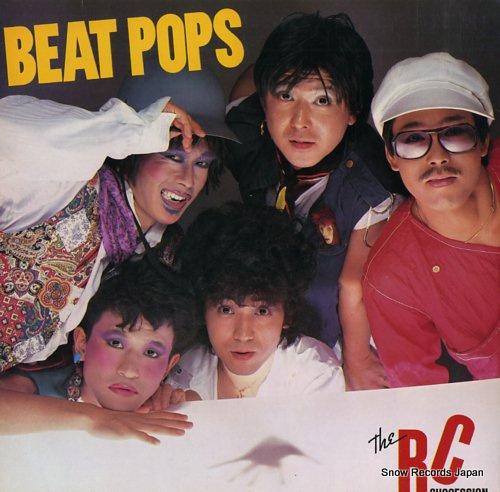 RC SUCCESSION beat pops L28N-1003 - front cover