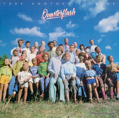 QUARTERFLASH take another picture GHS4011 - front cover