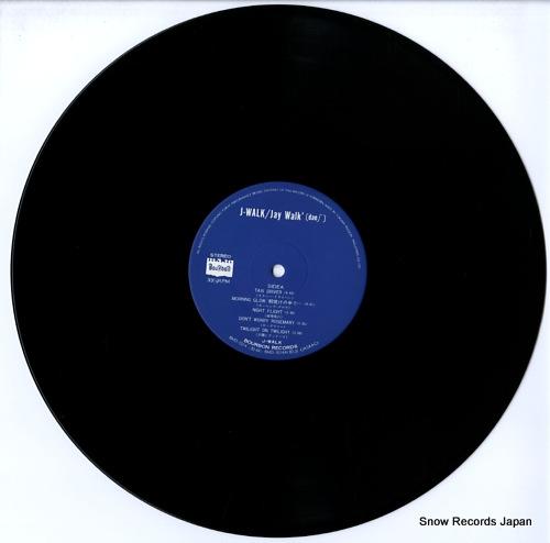 J-WALK jay walk' BMD-1014 - disc