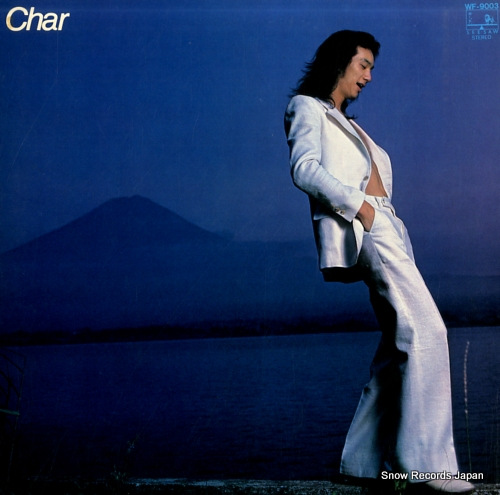 CHAR char WF-9003 - front cover