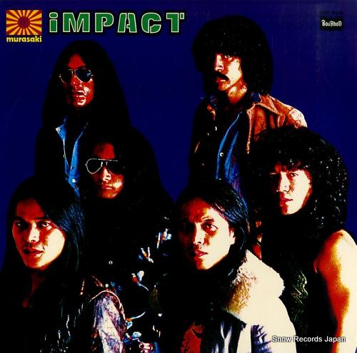 MURASAKI impact BMC-3006 - front cover