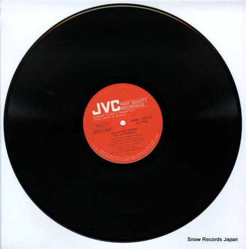 RITENOUR, LEE sugar loaf express VIDC-2 - disc