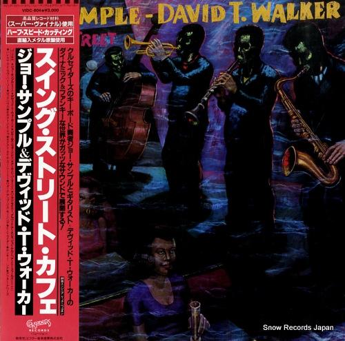 ジョー・サンプル&デヴィッド・T・ウォーカー スイング・ストリート・カフェ VIDC-604