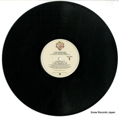 JOHNSTON, TOM still feels good BSK3527 - disc