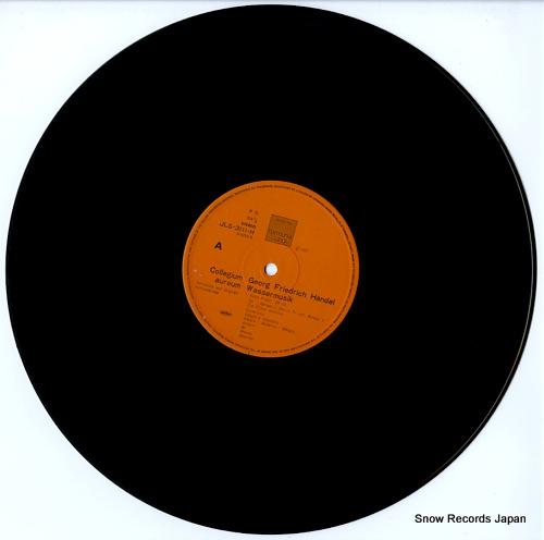 COLLEGIUM AUREUM handel; wassermusik ULS-3111-H - disc