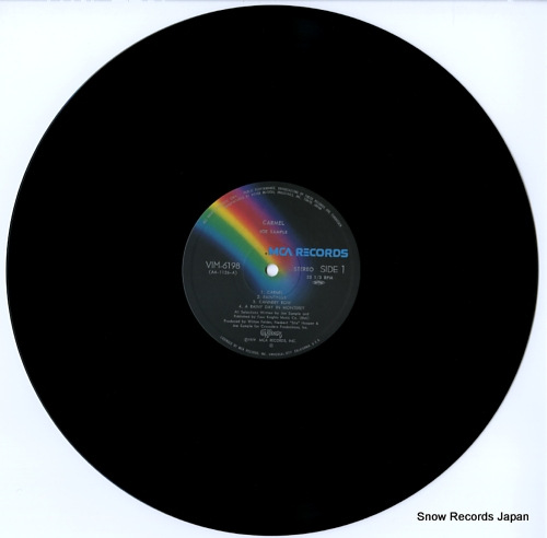 SAMPLE, JOE carmel VIM-6198 - disc