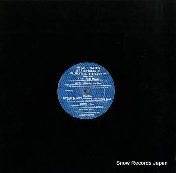 V/A raja ram's stashbag 3 album sampler 2 TIPW036