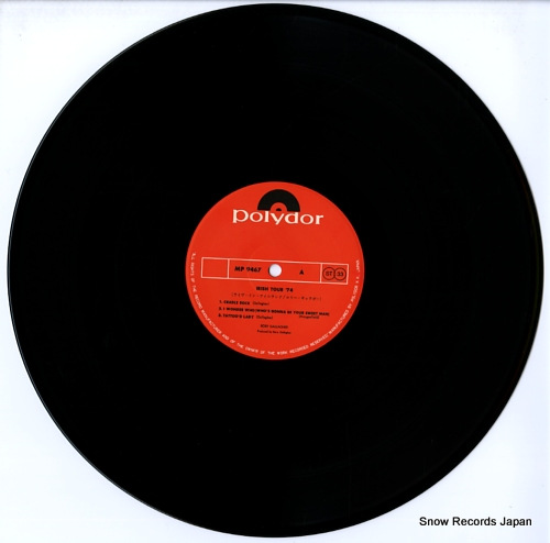 GALLAGHER, RORY irish tour '74 MP9467/8 - disc