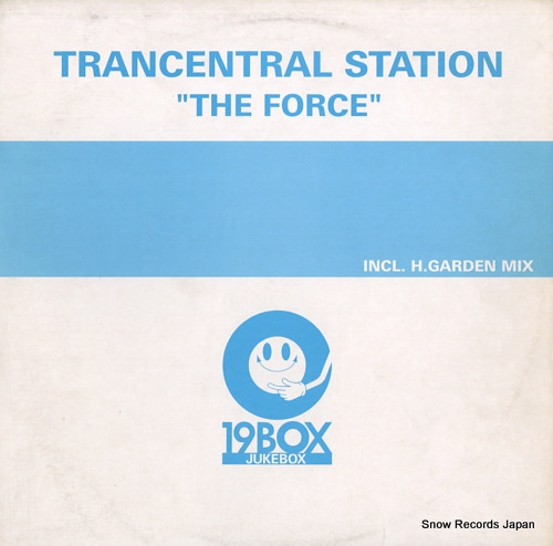 TRANCENTRAL STATION force, the 19BOX004 - front cover