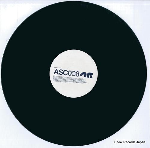 QUARTZ synergie ASC008 - disc