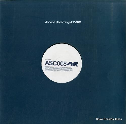 QUARTZ synergie ASC008 - front cover