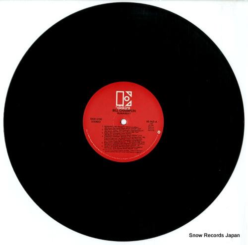 CHAMPLIN, BILL runaway 5E-563 - disc