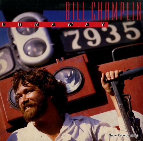 CHAMPLIN, BILL runaway 5E-563 - front cover