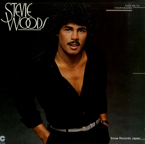 WOODS, STEVIE take me to your heaven SD5229 - front cover