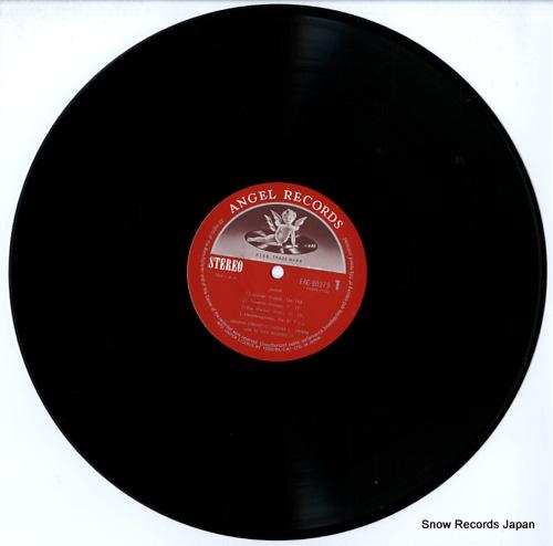 BOSKOVSKY, WILLI lanner; waltzes & galops EAC-80379 - disc