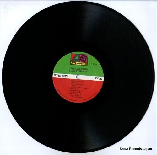 HUBBARD, FREDDIE a soul experiment SD1526 - disc