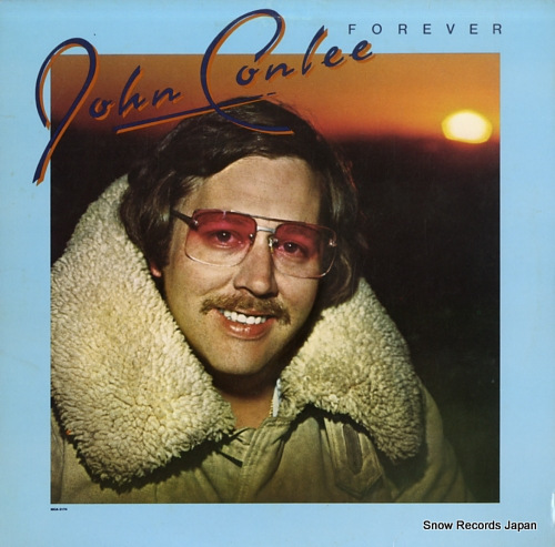 CONLEE, JOHN forever MCA-3174 - front cover