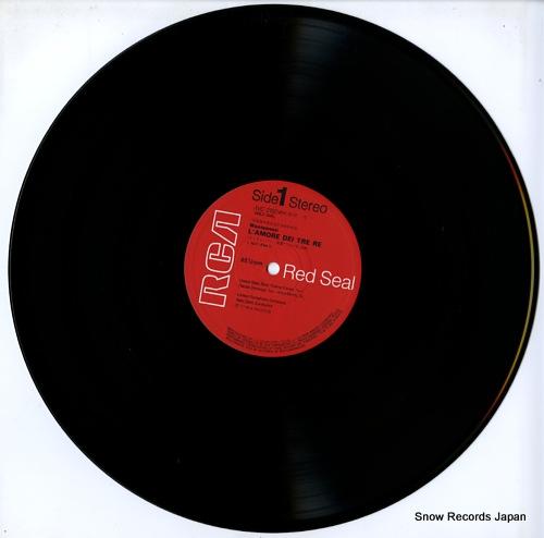 SANTI, NELLO montemezzi; l'amore dei tre re RVC-2160-61 - disc