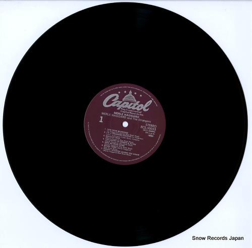 HAGGARD, MERLE merle haggard ECS-50053 - disc