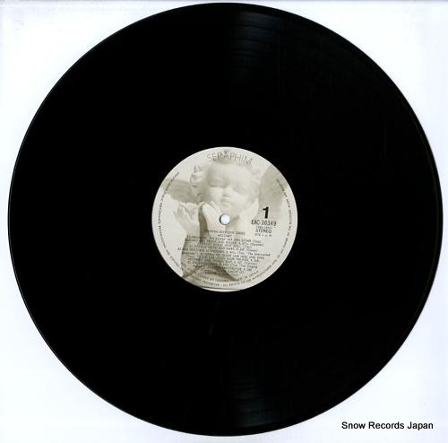 SCHREIER, PETER mozart; 6 trios buffes inedits EAC-30349 - disc