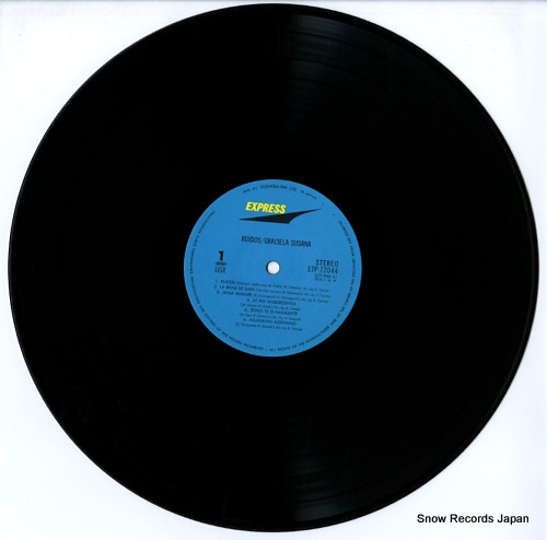 SUSANA, GRACIELA ruidos ETP-72044 - disc