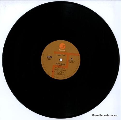 HERMAN, WOODY giant steps LFP-88134 - disc