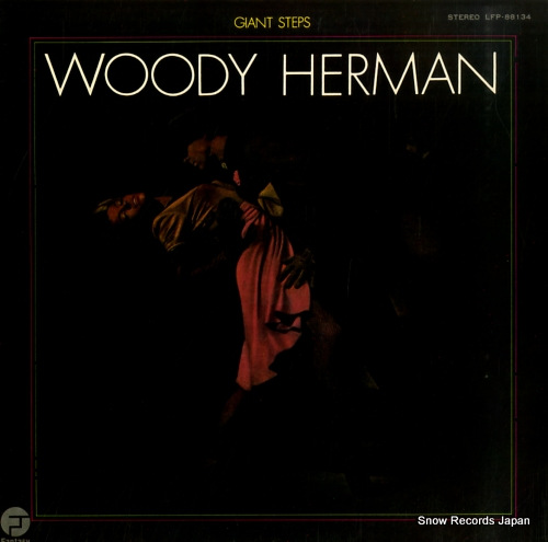 HERMAN, WOODY giant steps LFP-88134 - front cover