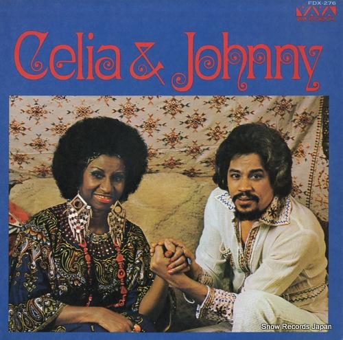 セリア・クルースとジョニー・パチェーコ celia & johnny FDX-276