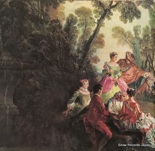 RAMPAL, JEAN-PIERRE mozart; flute quartets (complete) SOCL1021 - back cover