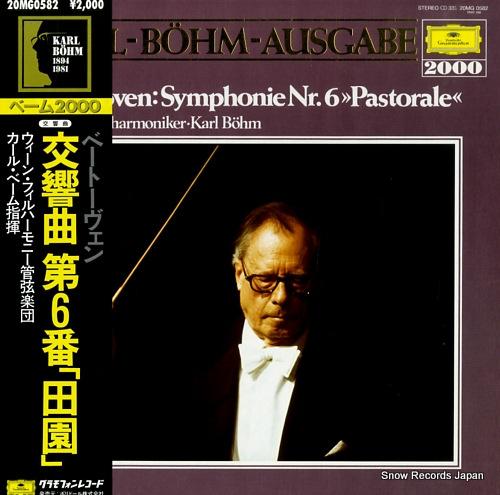 BOHM, KARL beethoven; symphony no.6