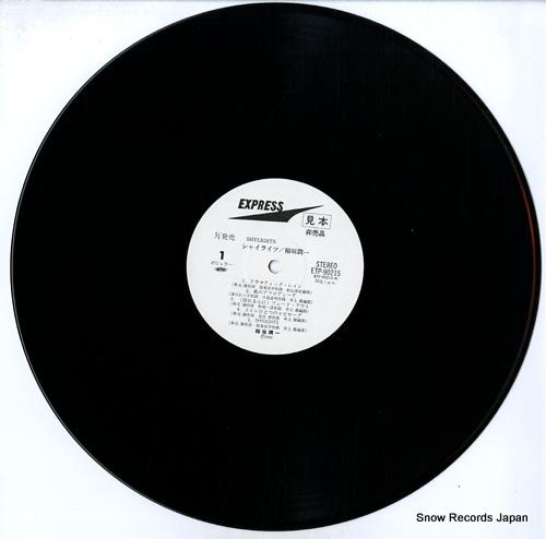 INAGAKI, JUNICHI shylights ETP-90215 - disc