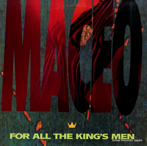 MACEO for all the king's men 444027-1 - front cover