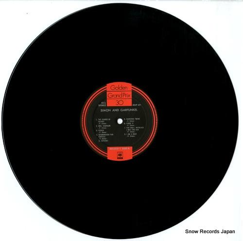 SIMON AND GARFUNKEL golden grand prix 30 40AP451-2 - disc