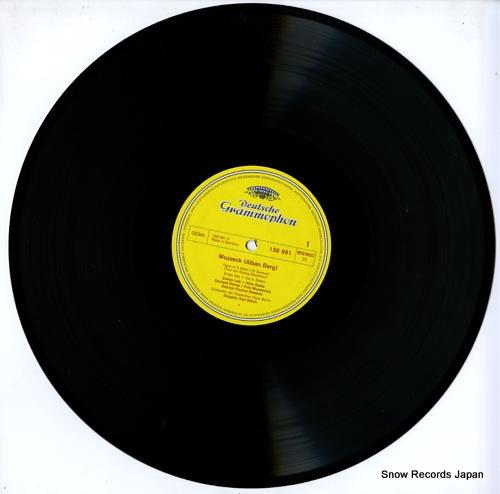 BOHM, KARL berg; wozzeck 2707023 - disc