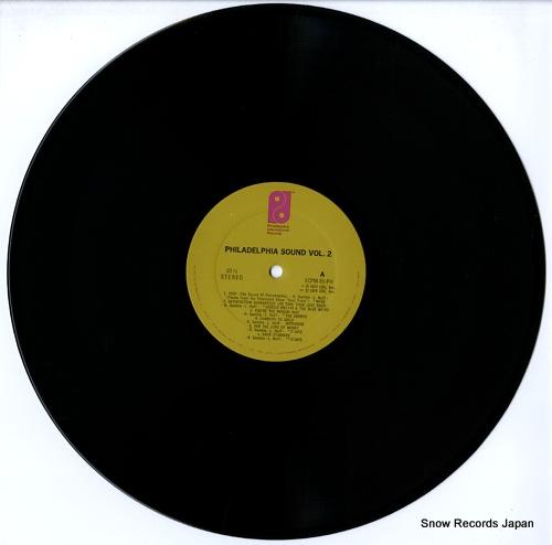 V/A philadelphia sound vol.2 ECPM-85-PH - disc