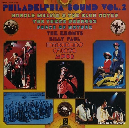 V/A philadelphia sound vol.2 ECPM-85-PH - front cover