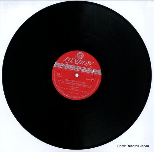 KRIPS, JOSEF memories of vienna SMR5005 - disc