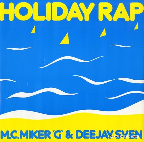 M. C. MIKER G & DEEJAY SVEN holiday rap DEBTX3008