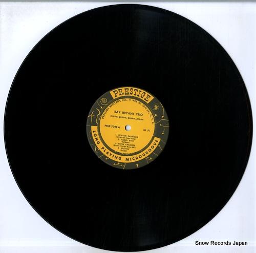 BRYANT, RAY ray bryant trio DIW-9014 / PRLP7098 - disc