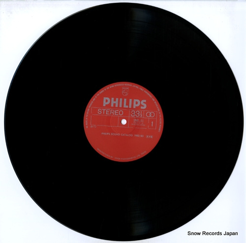 V/A sound catalog SNCL-31 - disc