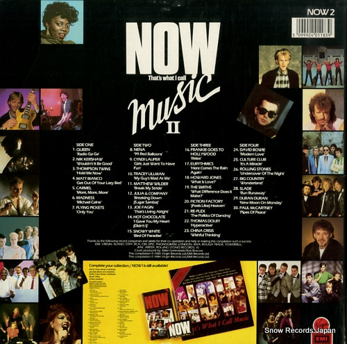 V/A now music 2 NOW2