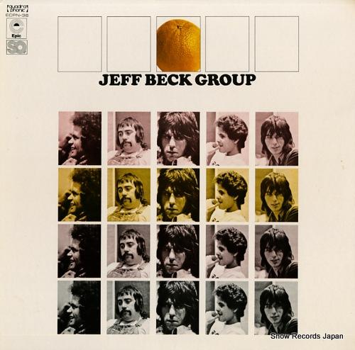 ジェフ・ベック・グループ jeff beck group ECPN-36