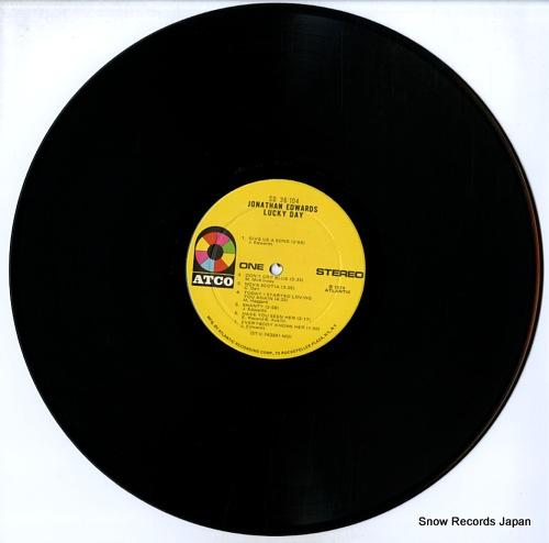 EDWARDS, JONATHAN lucky day SD36-104 - disc