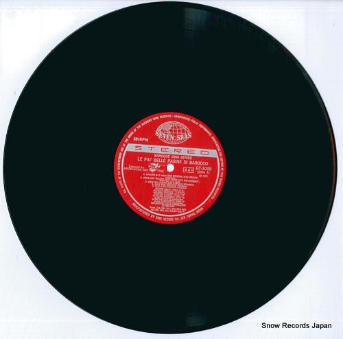 V/A le piu' belle pagine di barocco GT1089 - disc
