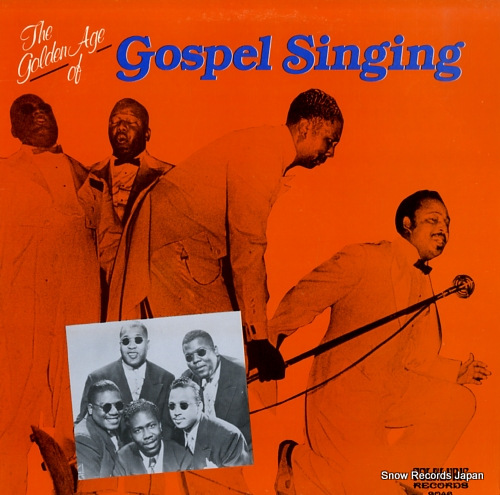 V/A the golden age of gospel singing FL-9046