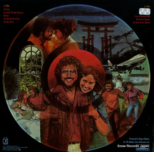 HOLMES, RUPERT full circle 5E-560 - back cover
